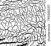 vintage effect grit texture.... | Shutterstock .eps vector #790300237
