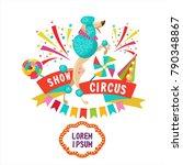circus vector illustration a