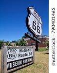 elk city  oklahoma   july 20 ... | Shutterstock . vector #790401463