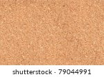 Cork-board background texture - stock photo