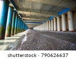 Under The Old Rusty Bridge On...