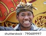 gianyar  bali  indonesia  ... | Shutterstock . vector #790689997