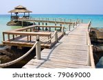 Pier To The Sea