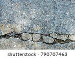 grunge floor background   Shutterstock . vector #790707463
