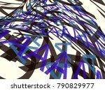 abstract vector background....   Shutterstock .eps vector #790829977