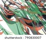 abstract vector background....   Shutterstock .eps vector #790830007