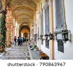 zagreb   croatia   11.05.2011 ... | Shutterstock . vector #790863967