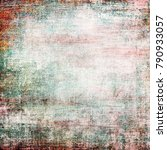 grunge wall  highly detailed... | Shutterstock . vector #790933057