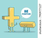 math symbols vector... | Shutterstock .eps vector #790977127