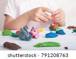 development of small motor... | Shutterstock . vector #791208763