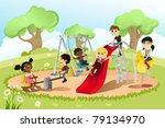 a vector illustration of a... | Shutterstock .eps vector #79134970