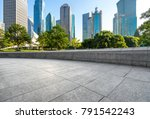 panoramic skyline and buildings ... | Shutterstock . vector #791542243