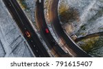 aerial view on riga elevated... | Shutterstock . vector #791615407