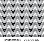 capital a isometric pattern... | Shutterstock .eps vector #791708137
