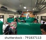pyu  myanmar    february 15 ... | Shutterstock . vector #791837113