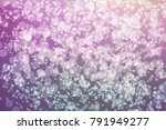 bright lights abstract color...   Shutterstock . vector #791949277