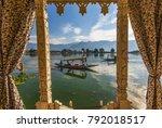 srinagar  kashmir  india   ... | Shutterstock . vector #792018517