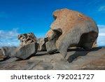 kangaroo island remarkable...   Shutterstock . vector #792021727