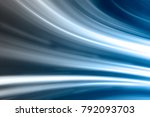 long time of light  striped... | Shutterstock . vector #792093703