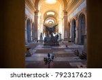bologna italy december 12 2016... | Shutterstock . vector #792317623