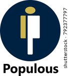 vector illustration of populous ... | Shutterstock .eps vector #792377797