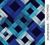 ethnic boho seamless pattern.... | Shutterstock .eps vector #792574903