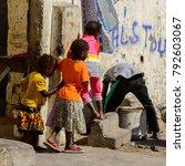 saint louis  senegal   apr 24 ...   Shutterstock . vector #792603067