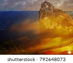 the beautiful abstract complex... | Shutterstock . vector #792648073