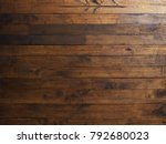 aged wooden background  | Shutterstock . vector #792680023