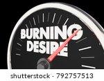 Burning Desire Speedometer...