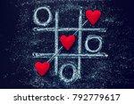 valentines day. valentines day... | Shutterstock . vector #792779617
