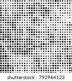 grunge background of black... | Shutterstock .eps vector #792964123