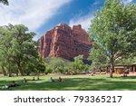 springdale  utah  usa   june 3  ...   Shutterstock . vector #793365217