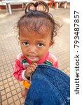 siem reap  cambodia   10 18... | Shutterstock . vector #793487857