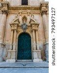 Door Of Saint John The Baptist...