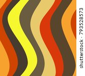 seamless pattern with colorful... | Shutterstock .eps vector #793528573