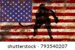 flag of the usa where the
