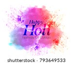 nice and beautiful abstract for ... | Shutterstock .eps vector #793649533