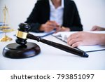 female lawyer legal counsel