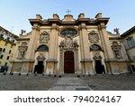 milano duomo  church   Shutterstock . vector #794024167