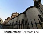 milano duomo  church   Shutterstock . vector #794024173