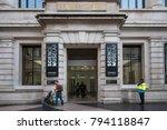london  united kingdom   circa... | Shutterstock . vector #794118847