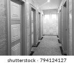 interior design of toilet in...   Shutterstock . vector #794124127