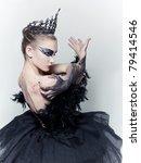 Ballerina   Black Swan