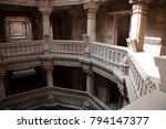 wells underground palaces of... | Shutterstock . vector #794147377