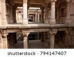 wells underground palaces of... | Shutterstock . vector #794147407