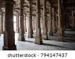 wells underground palaces of... | Shutterstock . vector #794147437