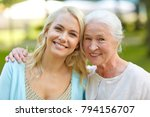 family  generation and people... | Shutterstock . vector #794156707