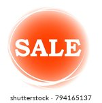 vector colorful labels for... | Shutterstock .eps vector #794165137