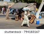 saint louis  senegal   apr 24 ... | Shutterstock . vector #794183167